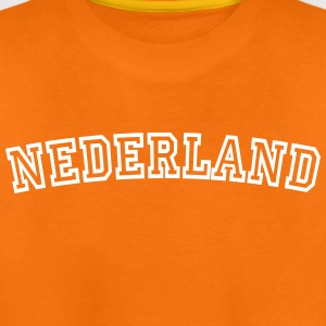 nederland / holland / oranje Shirts - Teenager Premium T-shirt