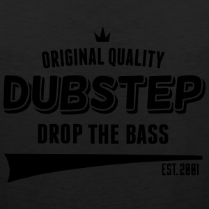 Original Dubstep - Drop The Bass Koszulki - Tank top męski Premium