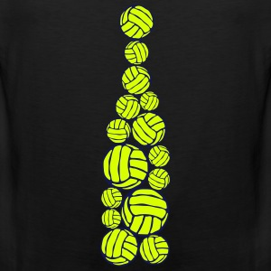ballon volleyball forme bouteille 404 Tee shirts - Débardeur Premium Homme