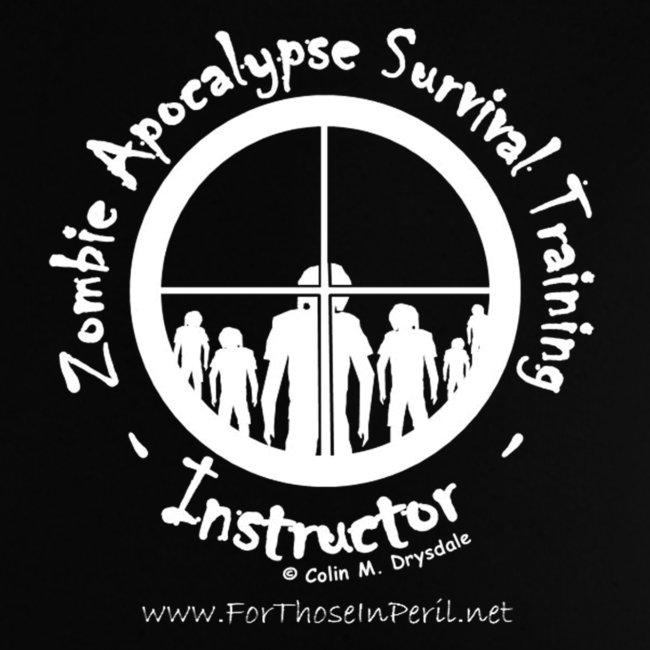 Baby's T Shirt - Zombie Apocalypse Survival Training