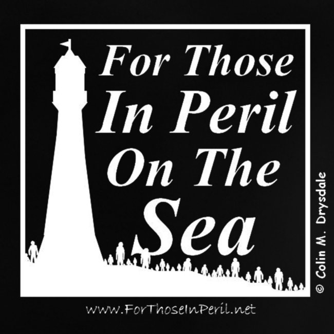 Baby's T Shirt - For Those In Peril On The Sea