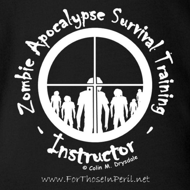 Baby Grow - Zombie Apocalypse Survival Training