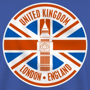 united kingdom - london Hoodies & Sweatshirts - Men's Sweatshirt