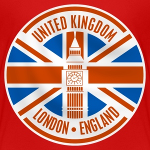 united kingdom - london Shirts - Kids' Premium T-Shirt
