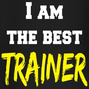 I am the best trainer Langarmshirts - Baby Langarmshirt