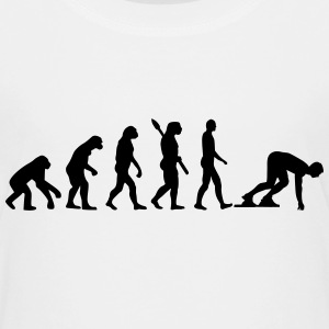 Evolution Laufen T-Shirts - Kinder Premium T-Shirt