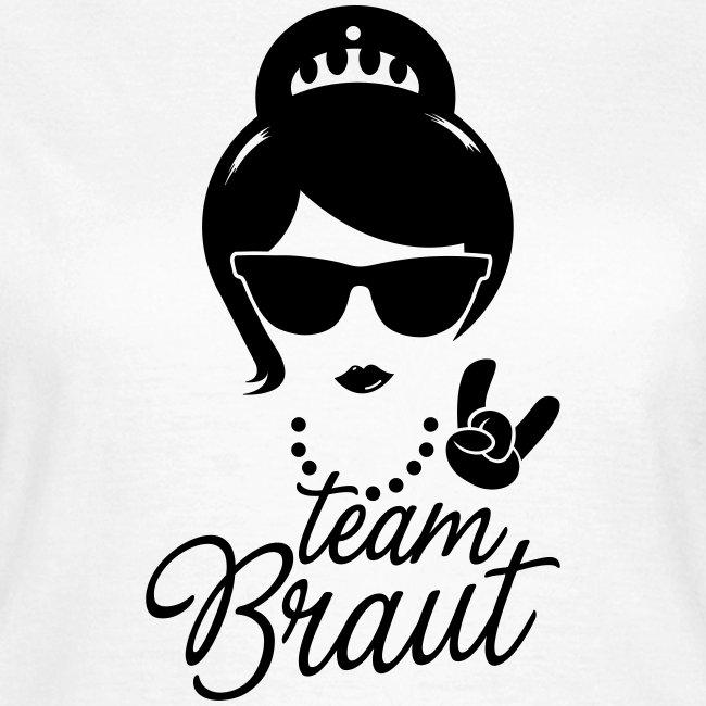 Team Braut - Lady