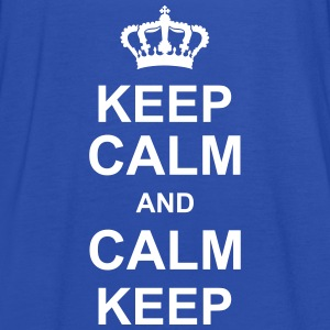keep_calm_and_calm_keep_g1 Tops - Women's Tank Top by Bella