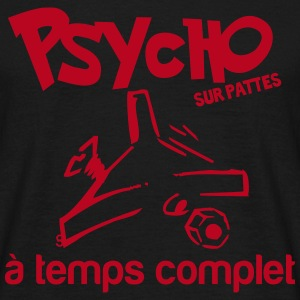 Psycho H - T-shirt Homme