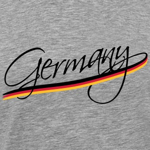 Allemagne Tee shirts - T-shirt Premium Homme