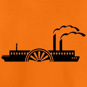 Riverboat - Mississippi steamer (1c) T-Shirts - Teenager Premium T-Shirt