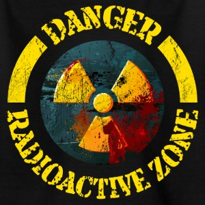 radioactive zone T-Shirts - Teenager T-Shirt