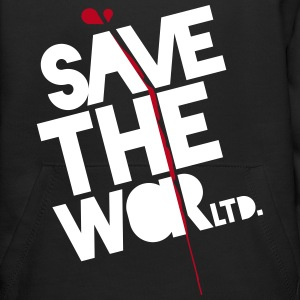 Save The World Pullover & Hoodies - Kinder Premium Hoodie