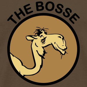 The Bosse I Tee shirts - T-shirt Premium Homme