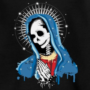 Virgin Mary prays  Shirts - Kids' T-Shirt