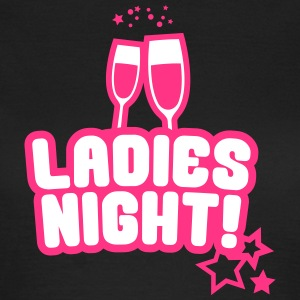 Ladies Night, Junggesellinnen Abschied 2c T-Shirts - Frauen T-Shirt