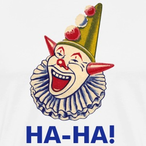Laughing Clown T-Shirts - Men's Premium T-Shirt