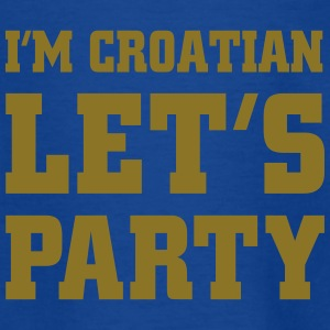 I'm Croatian Let's Party, cairaart.com T-Shirts - Kinder T-Shirt