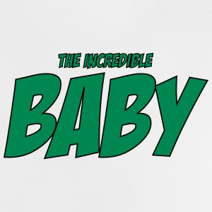 The Incredible Baby T-Shirts - Baby T-Shirt