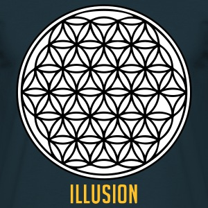 Illusion T-Shirts - Men's T-Shirt