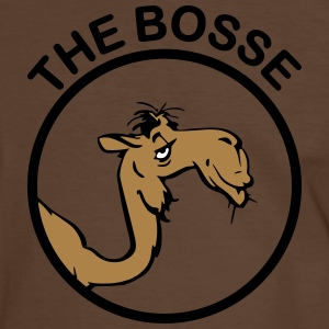 The Bosse II Tee shirts - T-shirt contraste Homme
