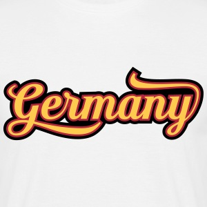 MD Typo Country Germany T-Shirts - Männer T-Shirt