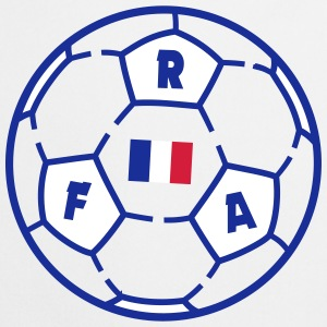 Tablier de cuisine - Ballon foot FRANCE v2 - Tablier de cuisine