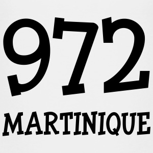 972 Martinique T-Shirts - Teenager Premium T-Shirt