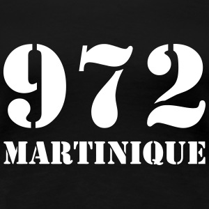 972 Martinique T-Shirts - Frauen Premium T-Shirt