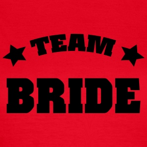 Team Bride T-shirts - T-shirt dam