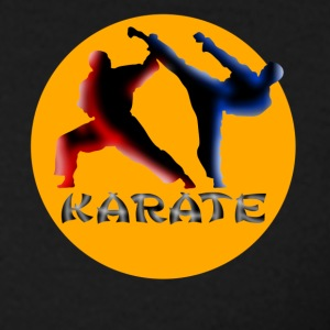 karate T-shirts - Mannen T-shirt