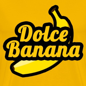 Dolce Banana Tee shirts - T-shirt Premium Homme