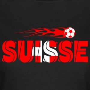 suisse Tee shirts - T-shirt Femme