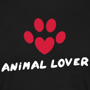 Animal Lover T-shirts - Mannen T-shirt