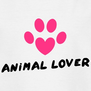 Animal Lover Camisetas - Camiseta niño