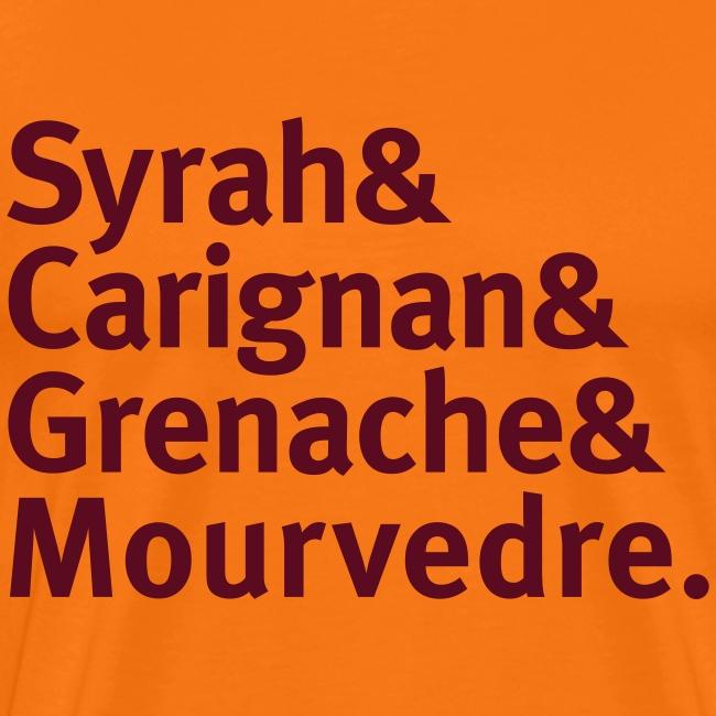 Syrah & Friends