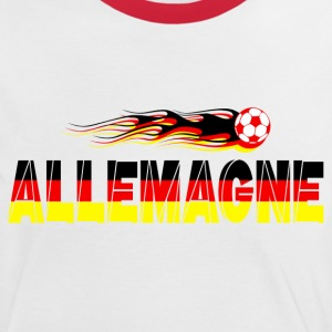allemagne T-Shirts - Women's Ringer T-Shirt