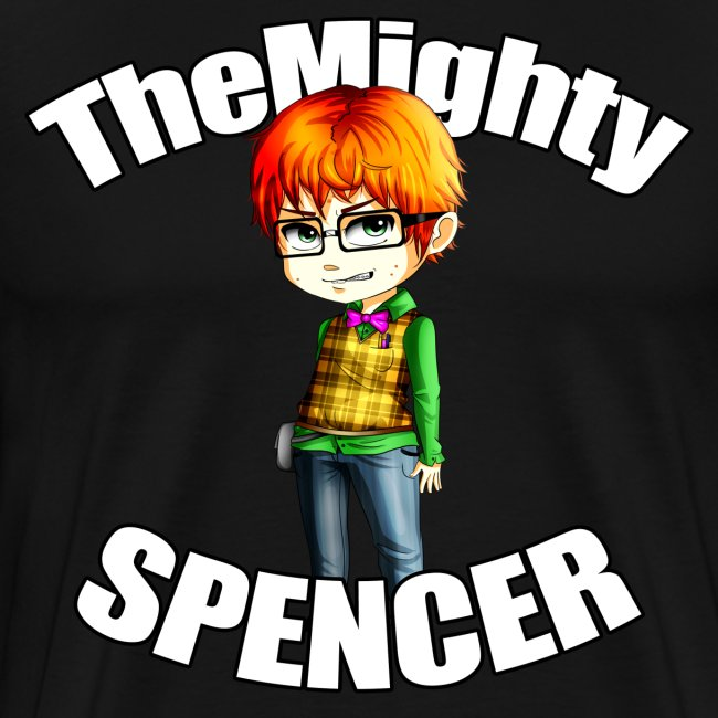 The Mighty Spencer Tshirt
