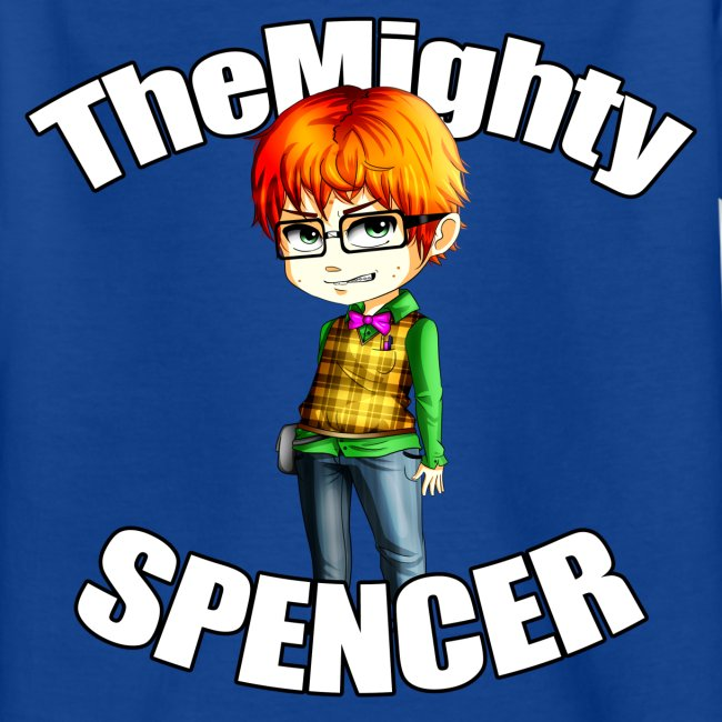 The Mighty Spencer K Tshirt