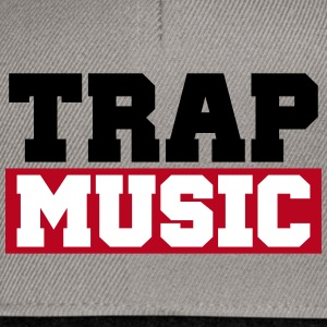 TRAP MUSIC - BASS PARTY Caps & Mützen - Snapback Cap