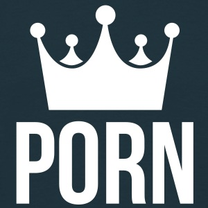 king of porn Tee shirts - T-shirt Homme
