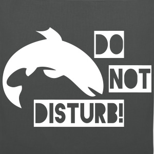 Do Not Disturb Stofftasche - Stoffbeutel