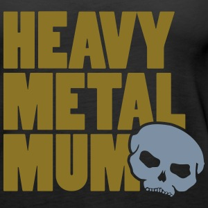 heavy metal mum Tops - Frauen Premium Tank Top