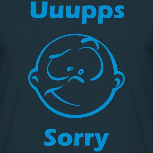Ups Sorry