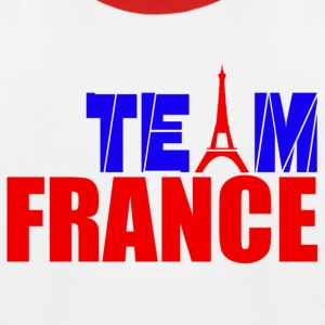 team france T-shirts - Baseball T-shirt til børn