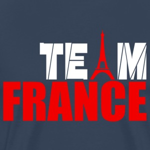 team france T-shirts - Herre premium T-shirt