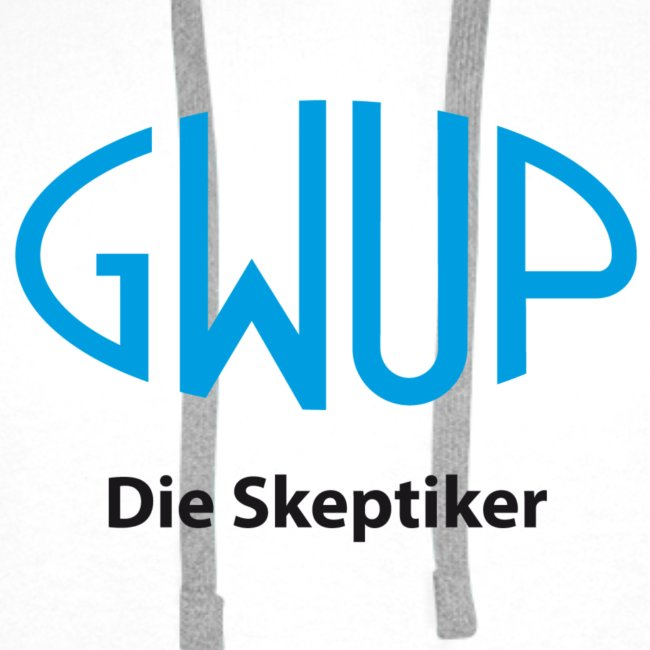 "Kapuzenpulli ""GWUP-Logo"""