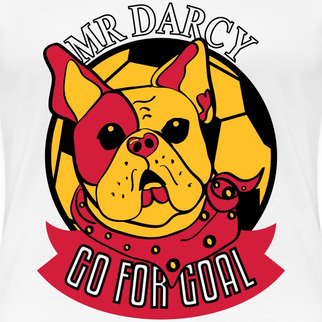Mr Darcy GO FOR GOAL Damen Premium