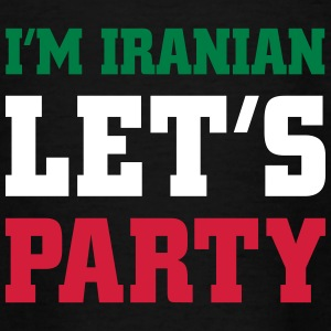I'm Iranian Let's Party, cairaart.com T-Shirts - Kinder T-Shirt