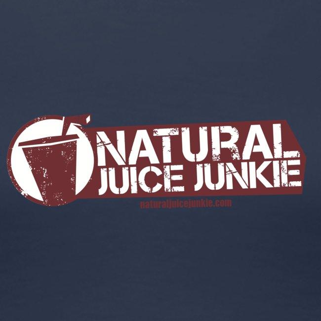 Natural Juice Junkie - Women's Logo Tee